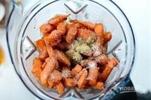 Имбирно-морковный суп-пюре - фото шаг 4
