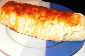 Картофельный рулет с грибами - фото шаг 8