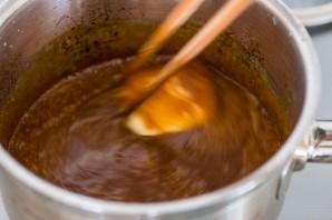 Карамель для торта - фото шаг 6