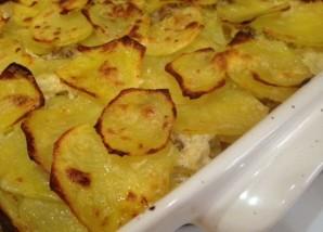 Картофельная лазанья с фаршем - фото шаг 6