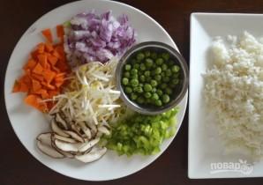 Рис по-китайски - фото шаг 1