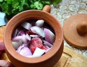 Пити (азербайджанский суп) - фото шаг 5