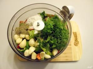 Аджика (классический рецепт) - фото шаг 3