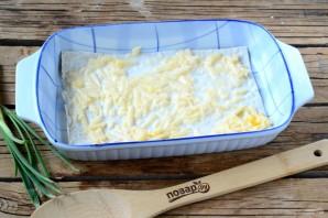 Сырный пирог из армянского лаваша - фото шаг 5