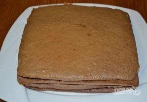 Сметанный торт с вишней - фото шаг 5