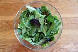 Салат простой - фото шаг 1