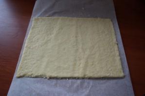 Печенье на кефире с вареньем - фото шаг 4
