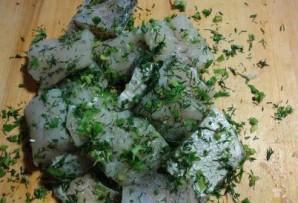 Запеканка рыбная с овощами - фото шаг 2