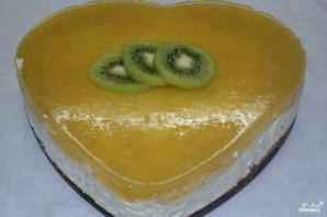 Торт, покрытый желе - фото шаг 13