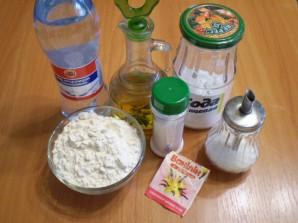 Вегетарианские блины без яиц - фото шаг 1