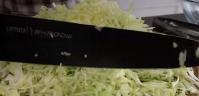 Овощной витаминный салат - фото шаг 1