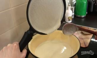 Вкусные блины без яиц - фото шаг 6