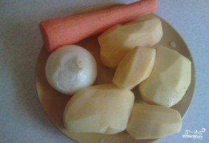 Суп из зубатки - фото шаг 2