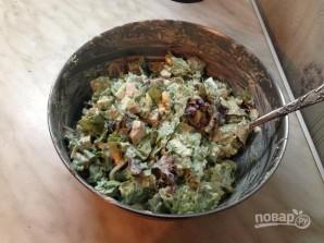 Салат с куриным мясом - фото шаг 5