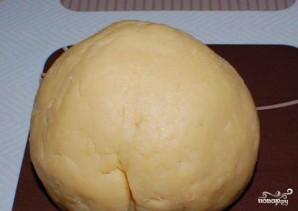 Сырные хлебцы - фото шаг 2
