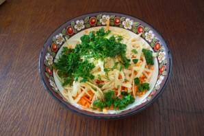 Простой салат на каждый день - фото шаг 4