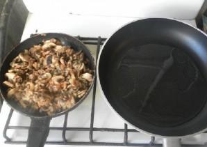 Картошка с курицей и шампиньонами - фото шаг 5