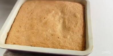"""Торт """"Подарочный"""" (простой и вкусный) - фото шаг 3"""