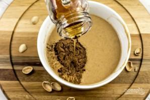 Ореховый десерт без выпечки - фото шаг 3