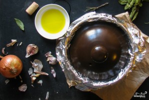 Паста с мясом - фото шаг 4