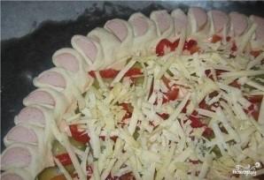 Необычная пицца - фото шаг 5