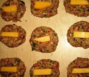 Зразы с сыром в духовке - фото шаг 5