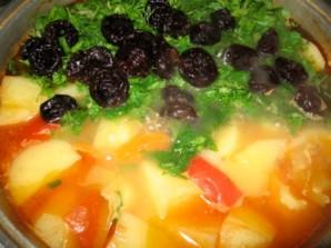 Жаркое из баранины с картошкой - фото шаг 7