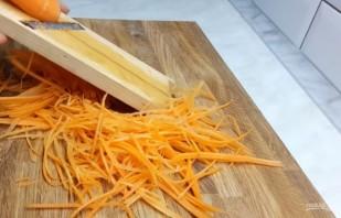 Морковь по-корейски за 5 минут - фото шаг 1
