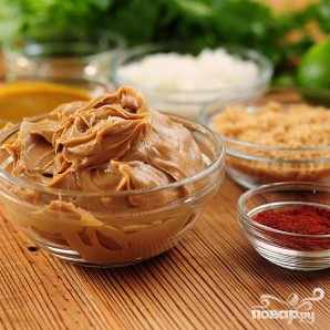 Курица в ореховом соусе - фото шаг 5