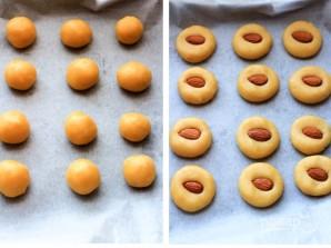 Китайское миндальное печенье - фото шаг 3