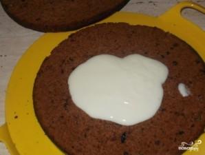 """Торт на сметане """"Черный принц"""" - фото шаг 6"""