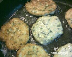 Сырные блинчики - фото шаг 5