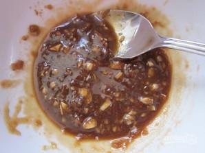 Лосось в духовке с соевым соусом и имбирем - фото шаг 3