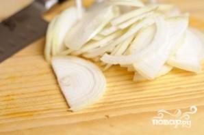Запеканка из баклажанов с мясом - фото шаг 3