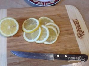 Лимонная закуска с сыром и шоколадом - фото шаг 1