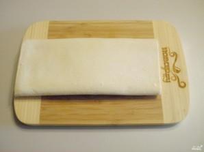 Чебуреки из слоеного бездрожжевого теста - фото шаг 2