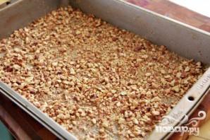 Ириски с шоколадом и миндалем - фото шаг 2