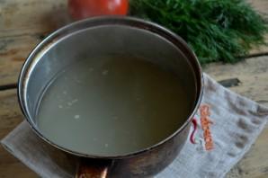 Закатка соленых огурцов - фото шаг 6