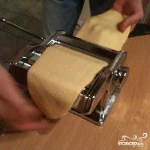 Домашние итальянские макароны (лапша) - фото шаг 3