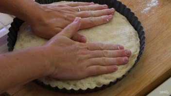 Пирог с нутеллой - фото шаг 4