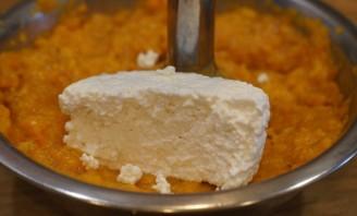 Пирог с тыквой и творогом - фото шаг 5