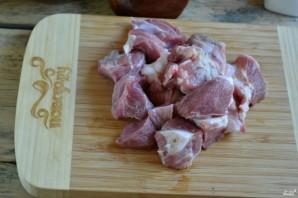Рис с мясом в духовке - фото шаг 2