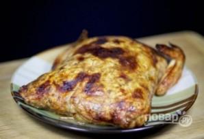 Курица с черносливом и орехами - фото шаг 8
