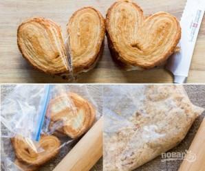"Торт ""Наполеон"" без выпечки - фото шаг 4"