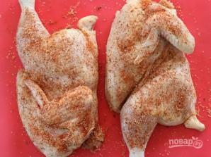 Курица и рис в скороварке - фото шаг 1