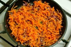 Волованы с салатом из кукурузы и грибов - фото шаг 14