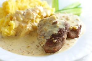 Мясо в горчичном соусе - фото шаг 12