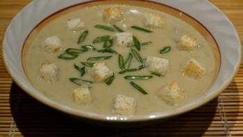 Грибной суп пюре в мультиварке - фото шаг 6