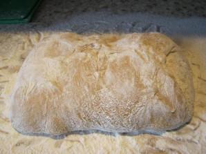 Воздушный хлеб в духовке - фото шаг 6