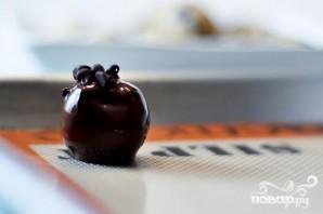 Шоколадное печенье-трюфели - фото шаг 4